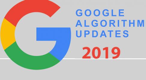 google algorithm 2019