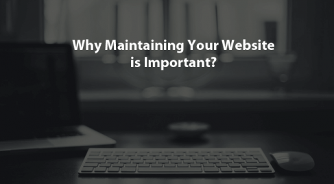 why maintaining your website is important