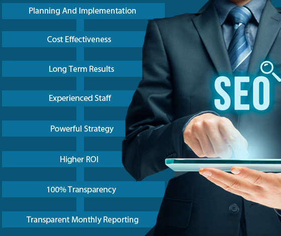 why choose our company to seo services